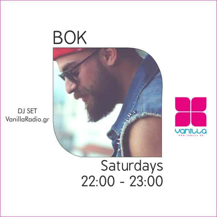 ΒΟΚ Mix Set | Saturdays 22:00 – 23:00 At Vanilla Deep Flavors