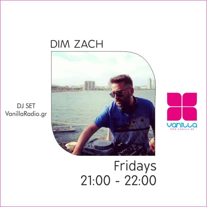 Dim Zach Mix Set – Fridays At Vanilla Smooth Flavors