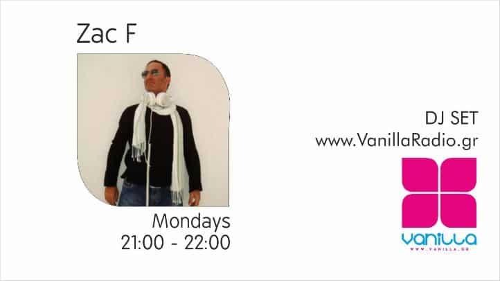 Zac F Mix Set – Mondays at Vanilla Radio