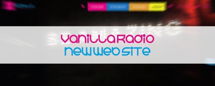 Νέα ιστοσελίδα για το Vanilla Radio