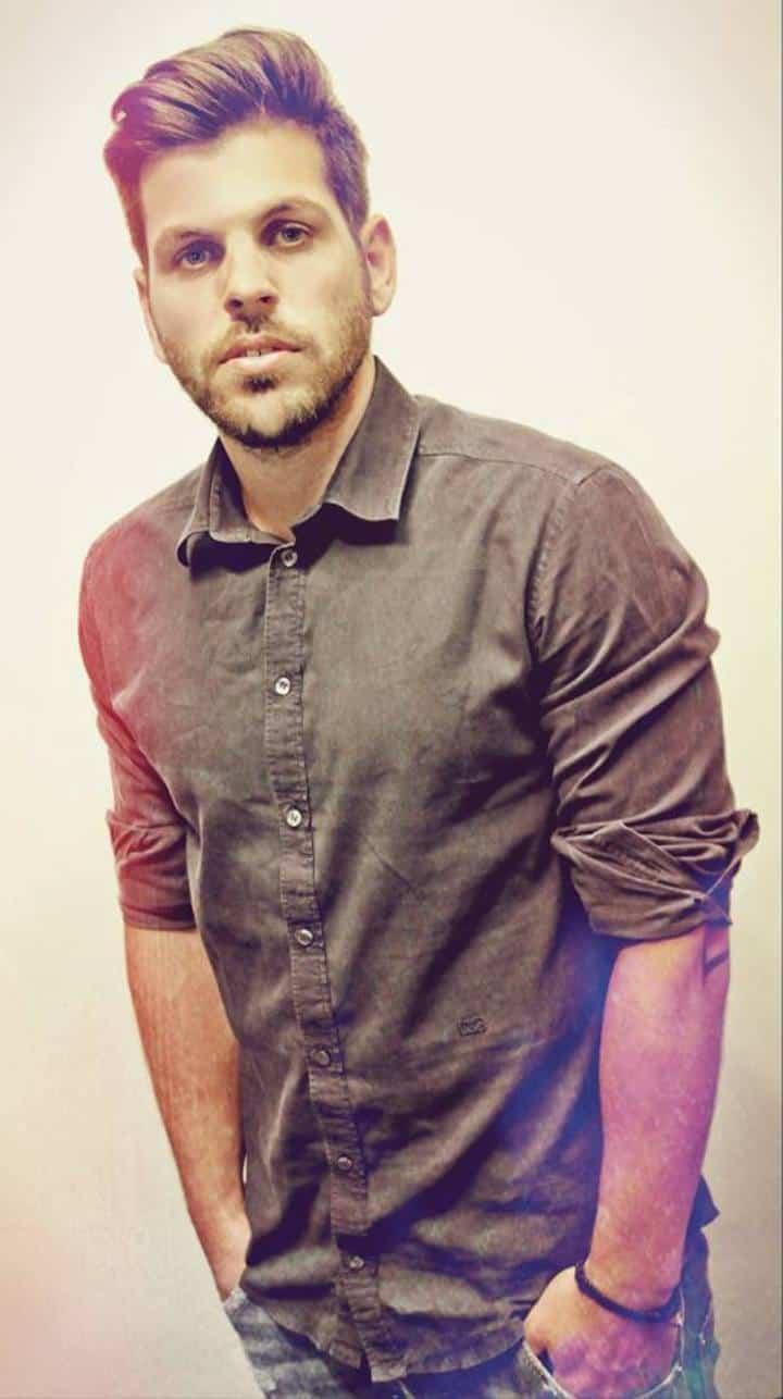 DJ & Producer of Vanilla Radio Nu Gianni