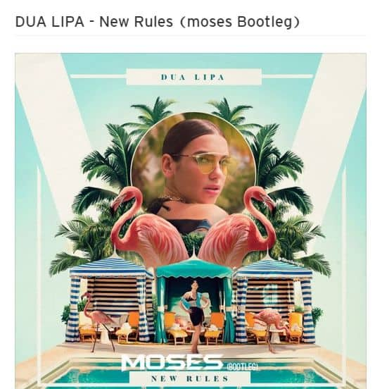 Dua Lipa – New Rules (Moses Bootleg) :: FREE DOWNLOAD ::
