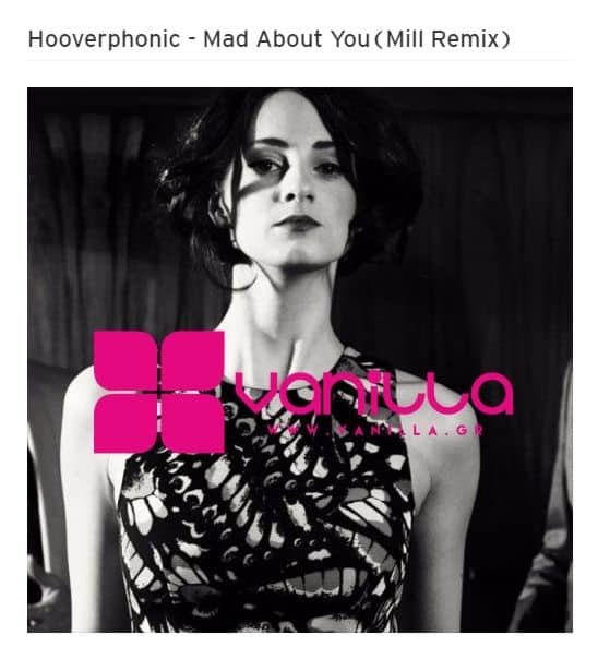 Hooverphonic - Mad About You(Mill Remix)