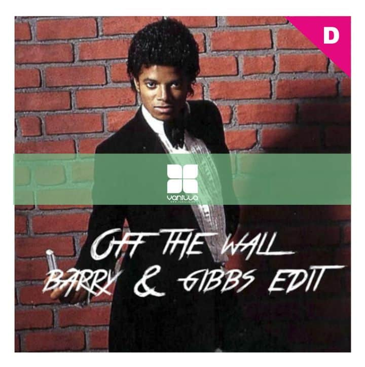 Michael Jackson - Off The Wall (Barry & Gibbs Upside Down Disco Mix)