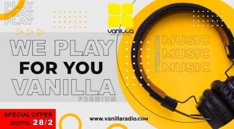 WE PLAY FOR YOU - VANILLA PREMIUM OFFER